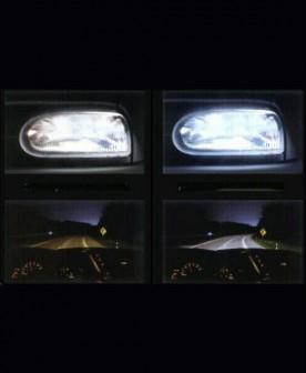 Revisión de luces altas
